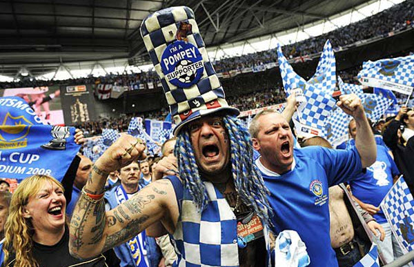 fb12 Footballs Most Passionate Fans: UK Top 10