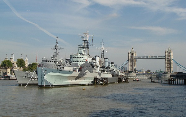 HMS BELFAST crop Spotlight: London Historical Attractions for Olympic Visitors