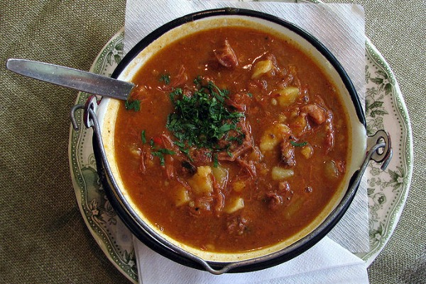 goulash NatGeo World Food Tour: Top 10 National Dishes