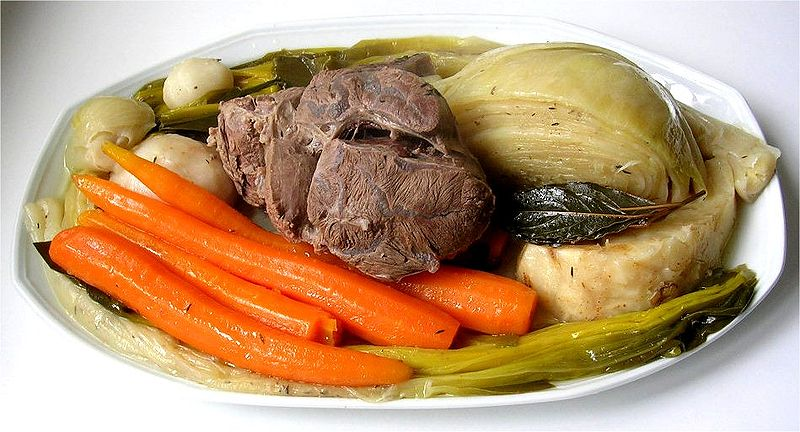 pot au feu NatGeo World Food Tour: Top 10 National Dishes