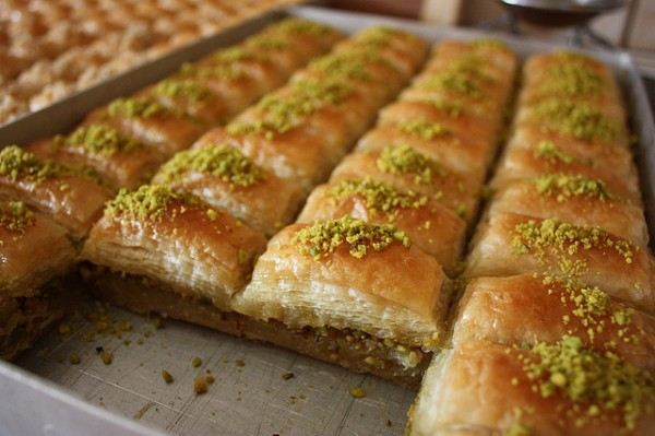 Baklava e1345650570904 50 Foods to Try Before you Die