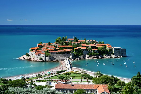 Sveti Stefan montegnegro1 Off The Beaten Track: 10 Stunning Holiday Destinations