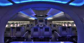 Dreamliner Cabin